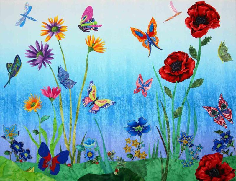 Butterfly garden for Butterfly garden designs free